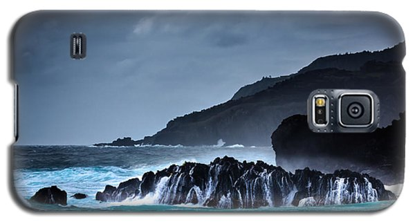 Galaxy S5 Case featuring the photograph The Way To A New Wave by Edgar Laureano