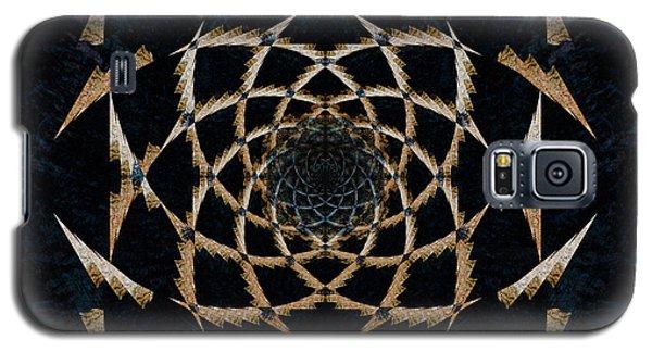 The Web Galaxy S5 Case