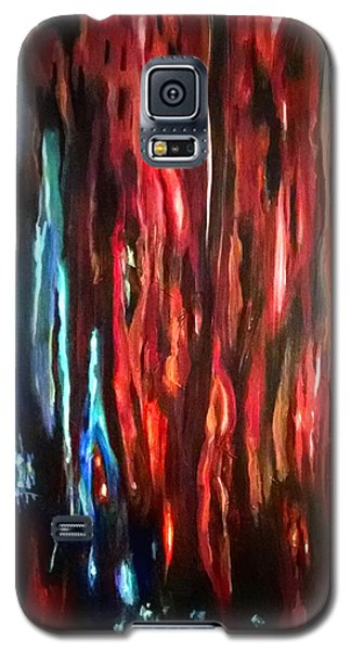 The Weeping Woman Galaxy S5 Case