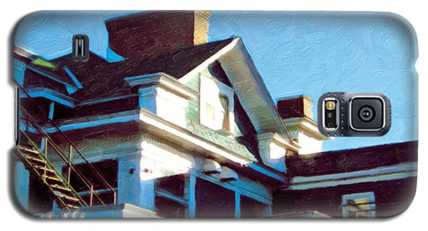 Galaxy S5 Case featuring the photograph The Welland Club 5 by The Art of Marsha Charlebois