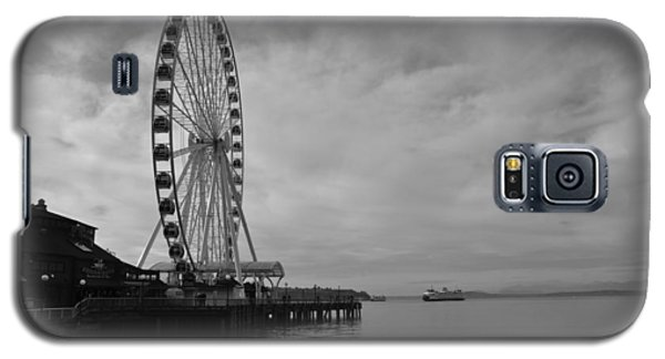 The Wheel And The Ferry Galaxy S5 Case by Kirt Tisdale
