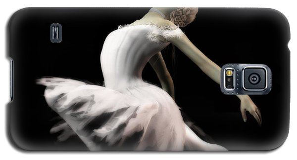 The White Swan - Ballerina Galaxy S5 Case