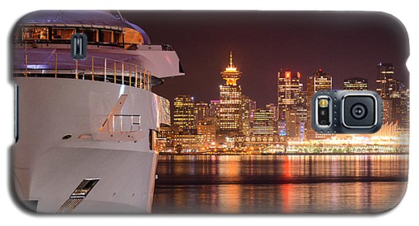 The White Yacht Galaxy S5 Case