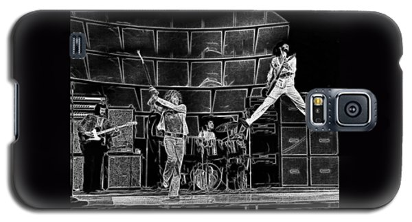 The Who - A Pencil Study - Designed By Doc Braham Galaxy S5 Case