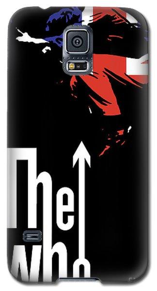 The Who No.01 Galaxy S5 Case