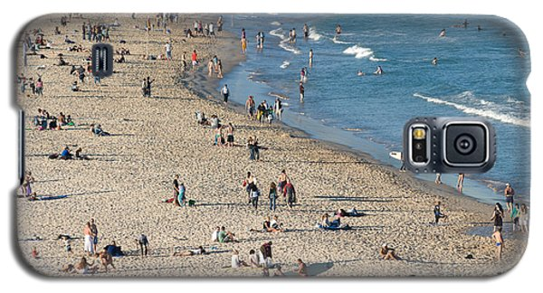 The Wide Sweep Of Bondi Beach - Sydney - Australia Galaxy S5 Case