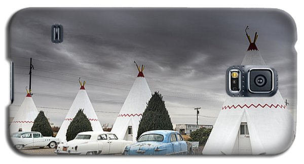 The Wigwam Motel In Holbrook Galaxy S5 Case