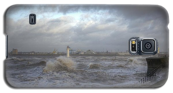 The Wild Mersey 2 Galaxy S5 Case by Spikey Mouse Photography