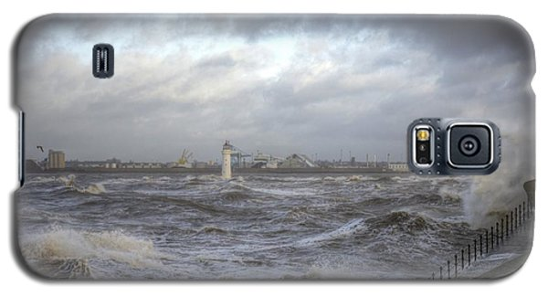 The Wild Mersey Galaxy S5 Case by Spikey Mouse Photography