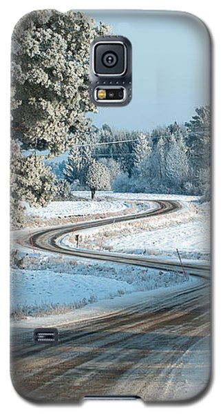 The Winding Road Galaxy S5 Case