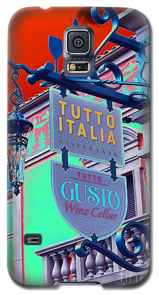 Galaxy S5 Case featuring the photograph The Wine Cellar II by Robert Meanor
