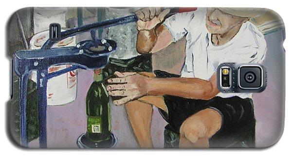 The Wine Maker Galaxy S5 Case