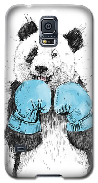 Galaxy S5 Case - The Winner by Balazs Solti