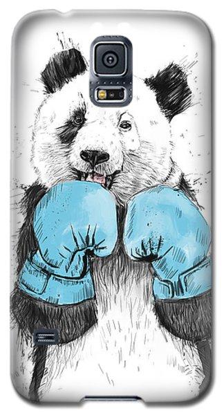 The Winner Galaxy S5 Case by Balazs Solti