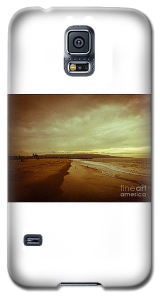 The Winter Pacific Galaxy S5 Case