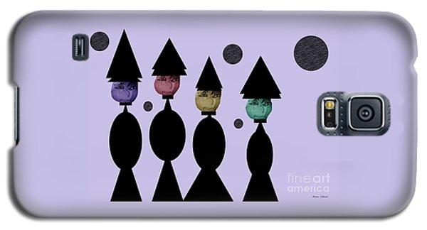The Witch Club Galaxy S5 Case