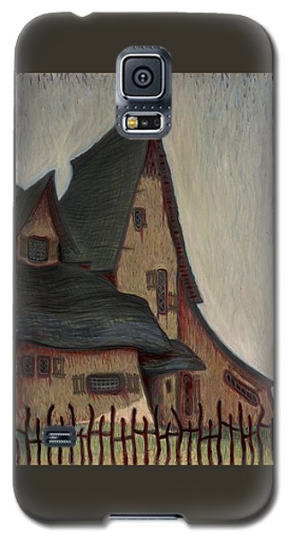 The  Witches House  Galaxy S5 Case