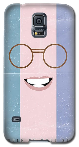The Wolf Of Wall Street Galaxy S5 Case by Mike Taylor