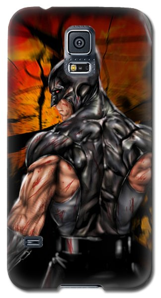 The Wolverine Galaxy S5 Case