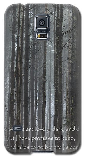 The Woods Galaxy S5 Case