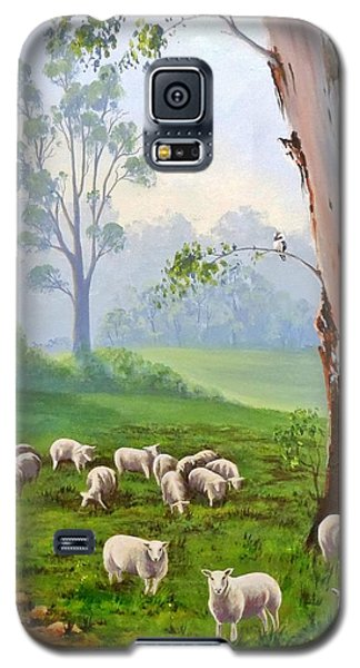 The Wool Road Galaxy S5 Case