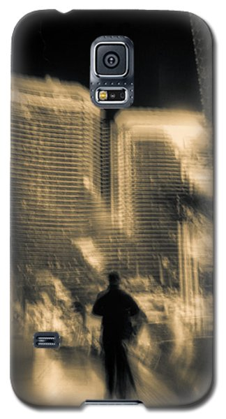 Galaxy S5 Case featuring the photograph The World Is My Oyster by Alex Lapidus