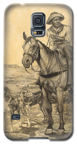 The Wrangler Galaxy S5 Case