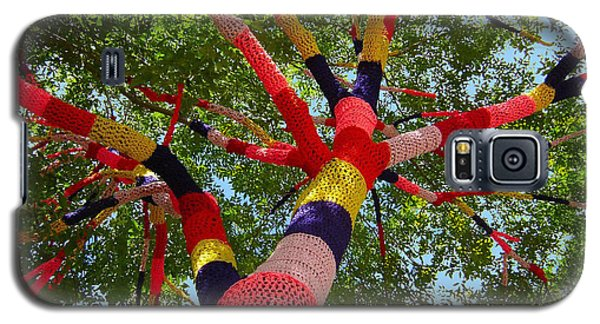 The Yarn Tree Galaxy S5 Case by Dan Redmon