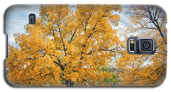 The Yellow Tree Galaxy S5 Case