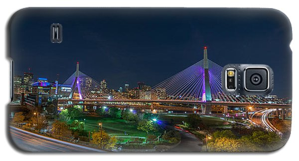 The Zakim Bridge Galaxy S5 Case