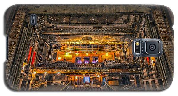 Theater Glow Galaxy S5 Case