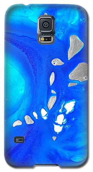 Theory Compressed II Galaxy S5 Case