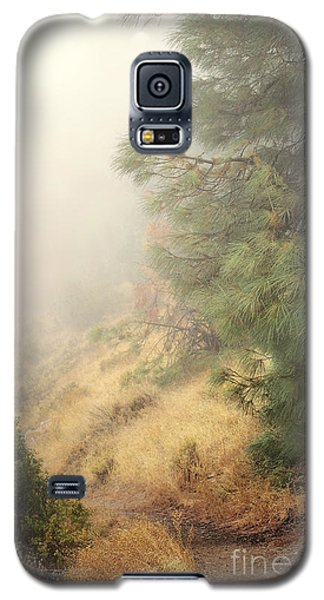 Galaxy S5 Case featuring the photograph There And Back Again 2 by Ellen Cotton