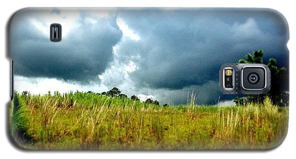 Sport Galaxy S5 Case - There's A Storm Brewing!!! #golf by Scott Pellegrin
