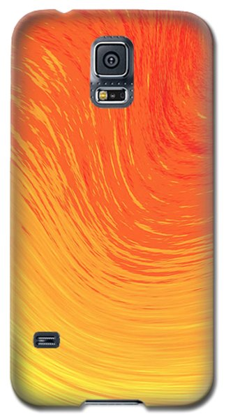 Heat Wave Galaxy S5 Case