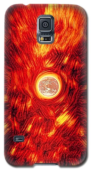 Galaxy S5 Case featuring the photograph Thermodynamic Forces by Kellice Swaggerty