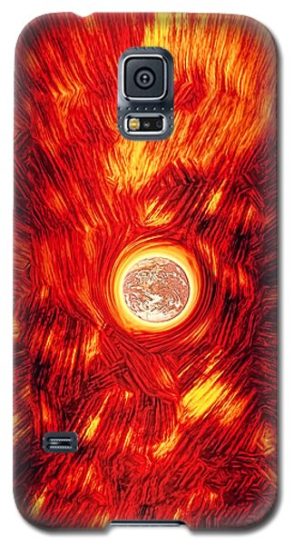 Thermodynamic Forces Galaxy S5 Case