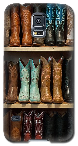 These Boots Were Made For Walking Galaxy S5 Case