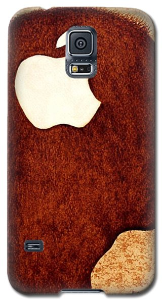 Think Different Tribute To Steve Jobs Galaxy S5 Case by Georgeta  Blanaru