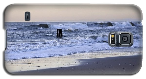 Think Metal - Morning Ocean Rockaways Galaxy S5 Case