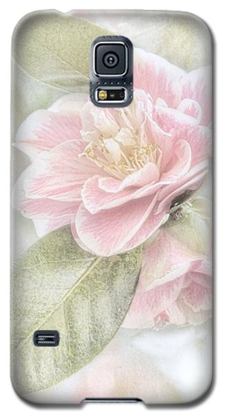 Think Pink Galaxy S5 Case by Peggy Hughes