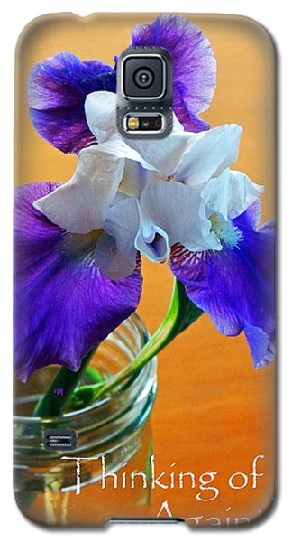 Thinking Of You Galaxy S5 Case by Everette McMahan jr