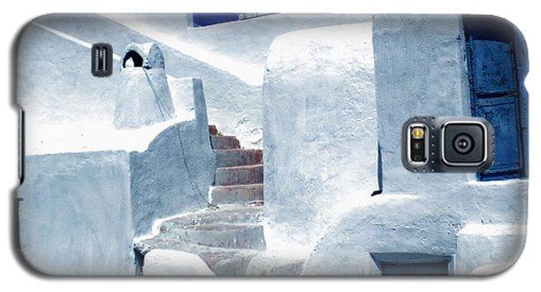 Thirasia Island Ancient House Near Santorini Greece Galaxy S5 Case by Colette V Hera  Guggenheim