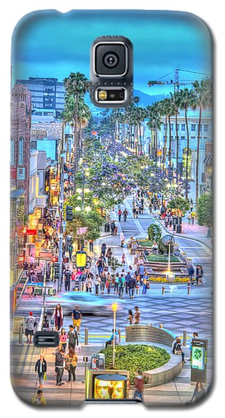 Third Street Promenade Galaxy S5 Case