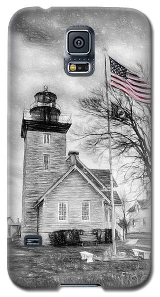 Thirty Mile Point Light Galaxy S5 Case