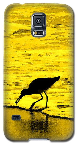 This Beach Belongs To Me Galaxy S5 Case by Ian  MacDonald
