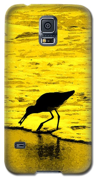 Galaxy S5 Case featuring the photograph This Beach Belongs To Me by Ian  MacDonald