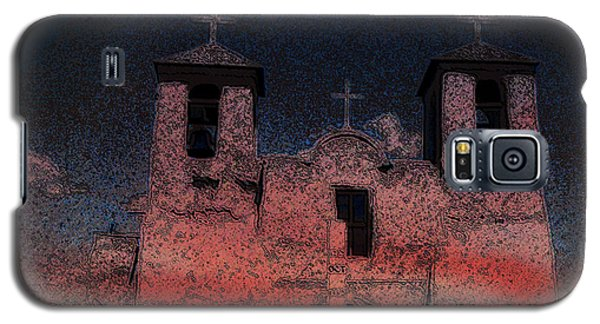 Galaxy S5 Case featuring the digital art This  by Cathy Anderson