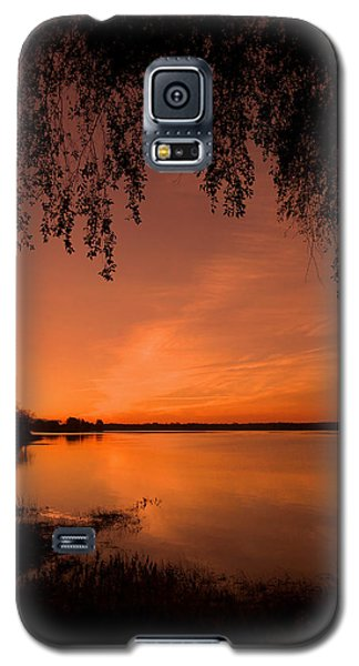 Galaxy S5 Case featuring the photograph This Is A New Day ... by Juergen Weiss