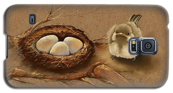 This Is My Nest? Galaxy S5 Case by Veronica Minozzi